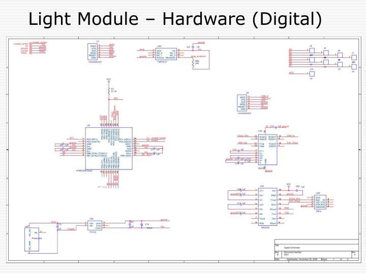 Light Module – Hardware (Digital)