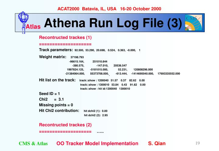 Athena Run Log File (3)