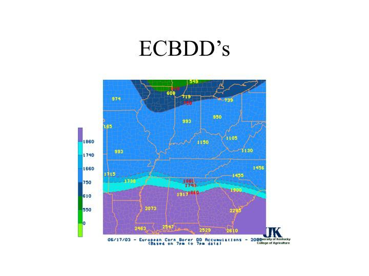 ECBDD's