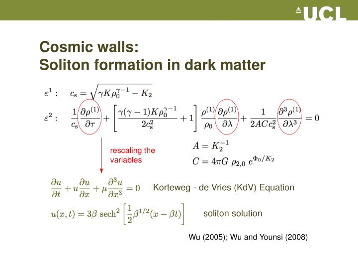 Cosmic walls: