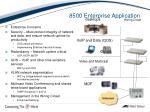 8500 enterprise application