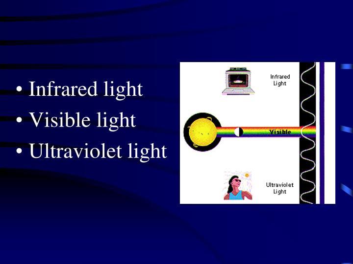 Infrared light