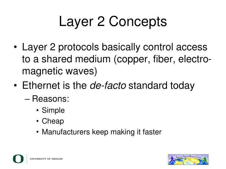 Layer 2 Concepts