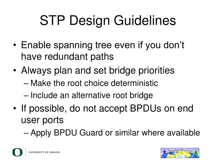 STP Design Guidelines