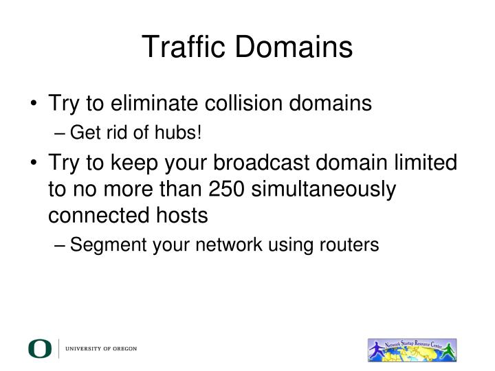 Traffic Domains