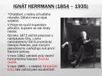 ign t herrmann 1854 1935