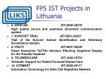 fp5 ist projects in lithuania1