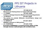 fp5 ist projects in lithuania3