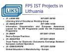 fp5 ist projects in lithuania4