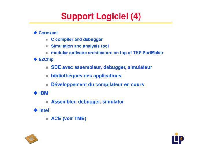Support Logiciel (4)