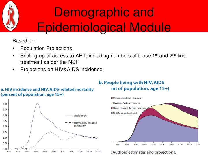 Demographic and Epidemiological Module