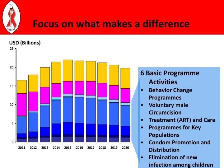 6 Basic Programme Activities