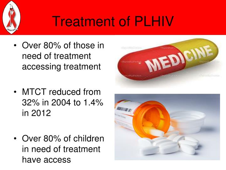 Treatment of PLHIV