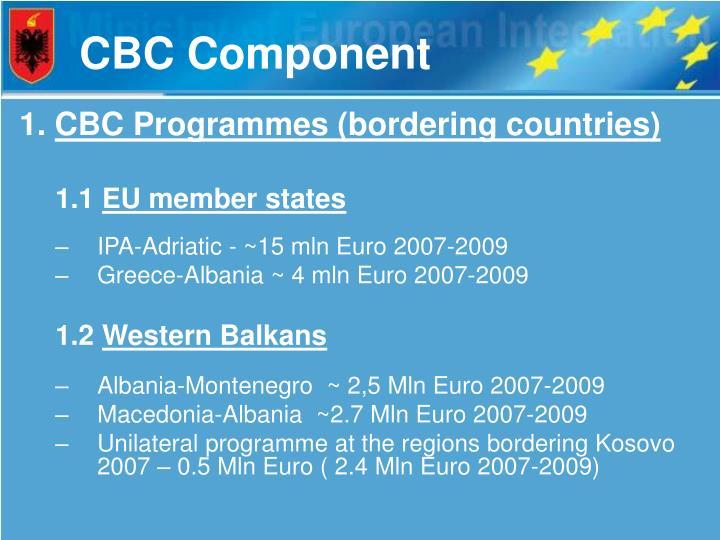 CBC Component