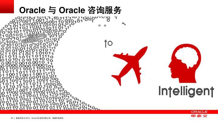 Oracle 与 Oracle 咨询服务