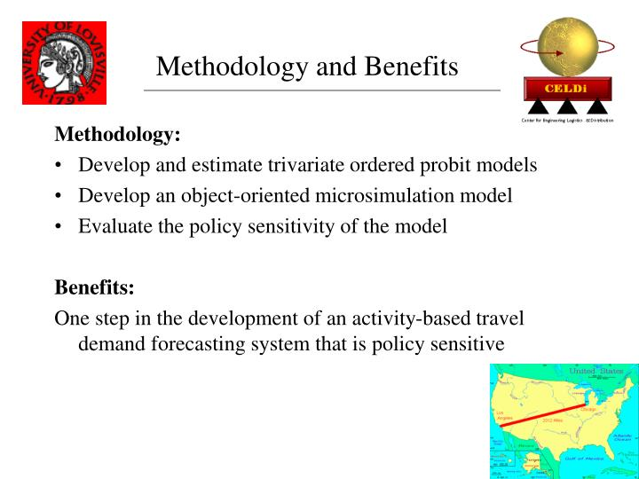 Methodology and Benefits
