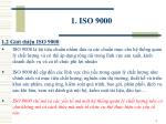 1 iso 90001