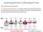 auctioning permits vs allocating for free2
