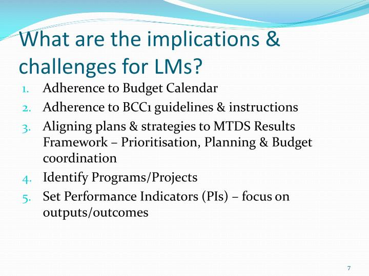 What are the implications & challenges for LMs?