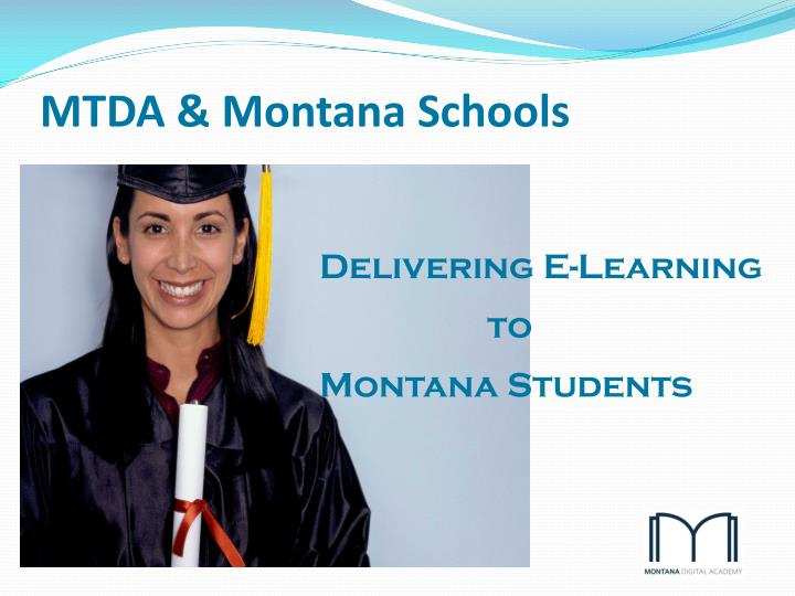 MTDA & Montana Schools