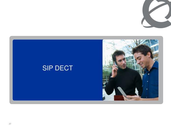 SIP DECT
