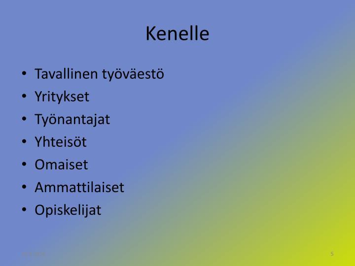 Kenelle