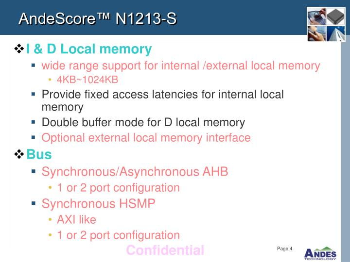 AndeScore™ N1213-S