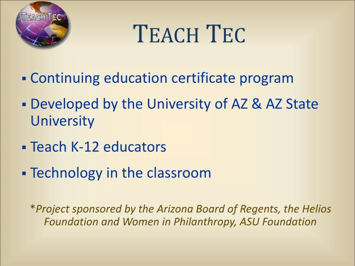 Teach Tec