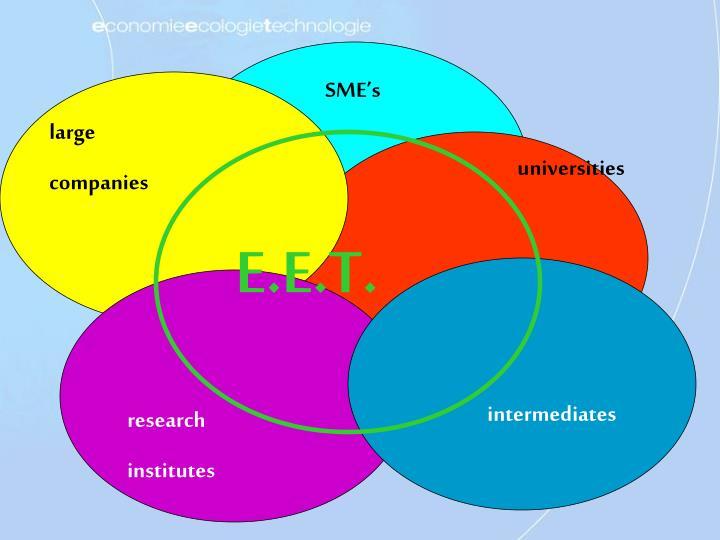 SME's