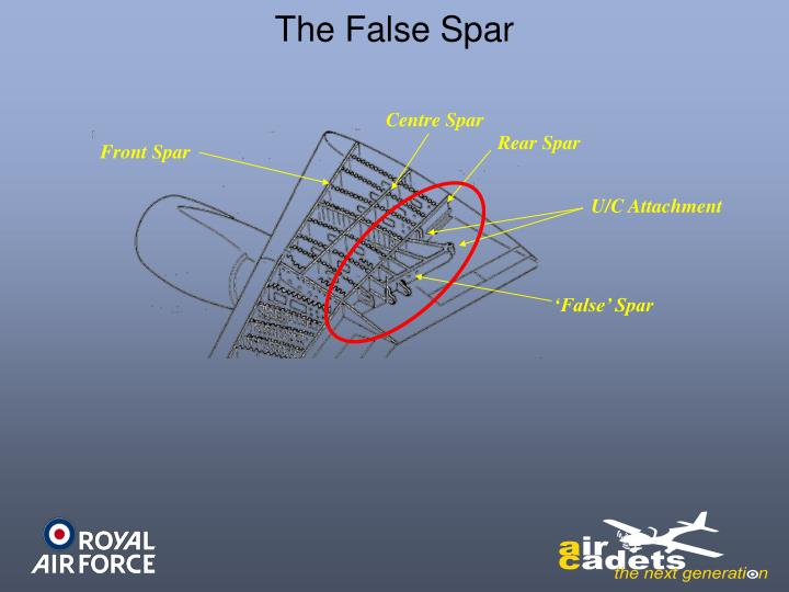 The False Spar