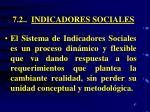 7 2 indicadores sociales