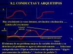 8 2 conductas y arquetipos