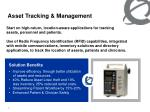asset tracking management