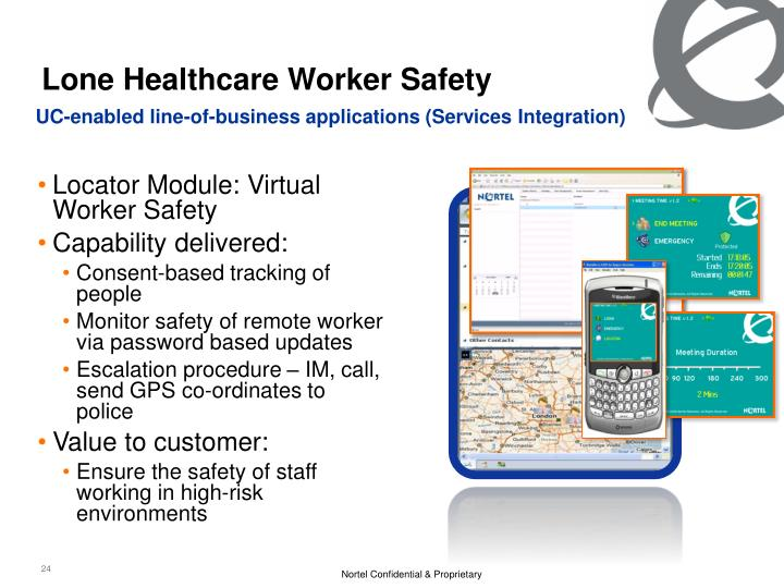 Locator Module: Virtual Worker Safety