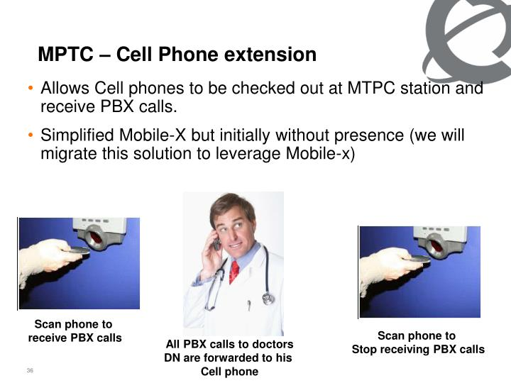 MPTC – Cell Phone extension