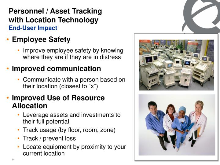 Personnel / Asset Tracking