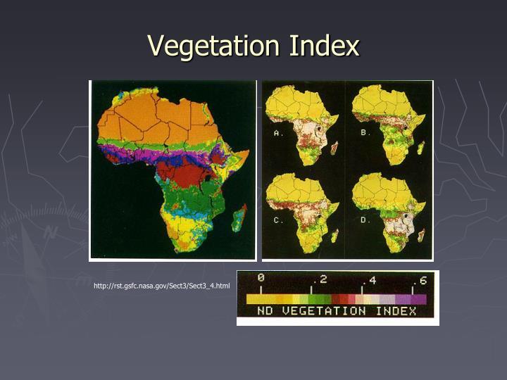 Vegetation Index