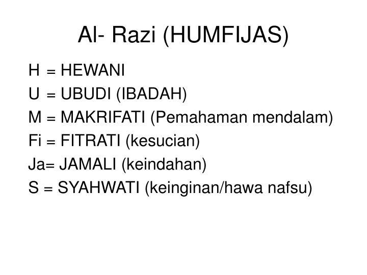 Al- Razi (HUMFIJAS)