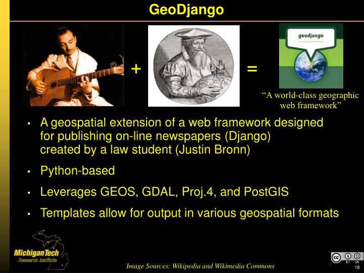 GeoDjango