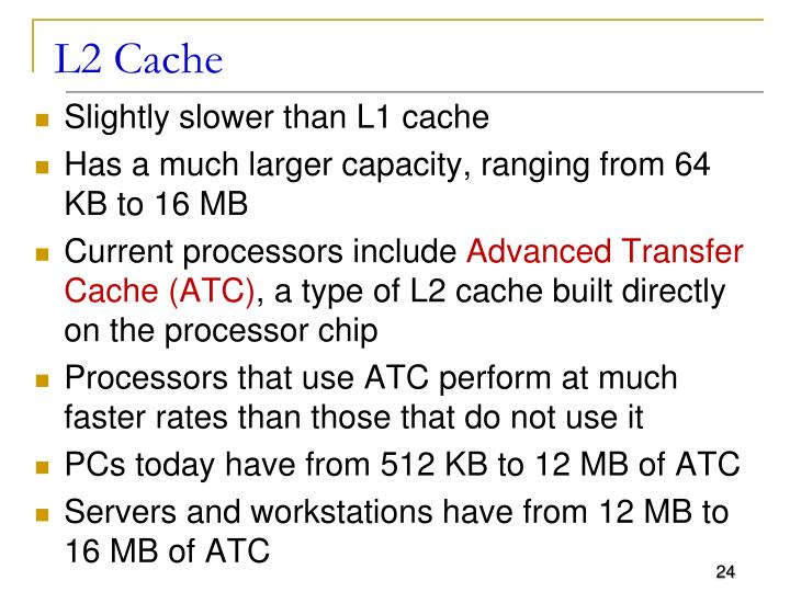 L2 Cache