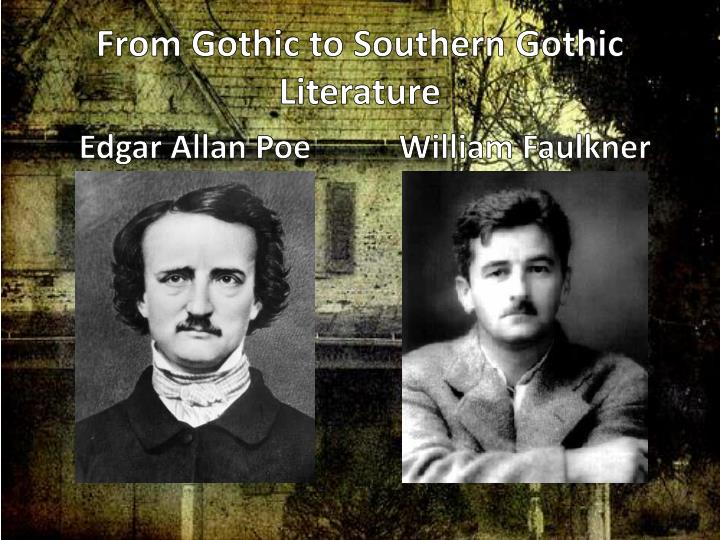 a review of edgar allan poes gothic fictions Find helpful customer reviews and review ratings for nevermore tales of murder, mystery and the macabre: (neo-gothic fiction inspired by the imagination of edgar allan poe) at amazoncom read honest and unbiased product reviews from our users.