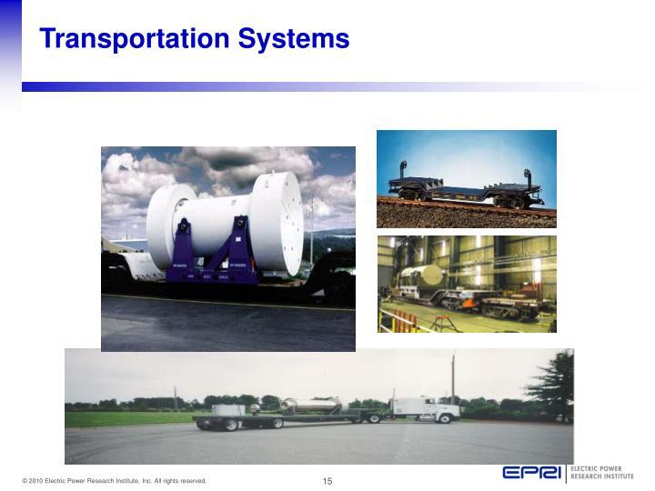 Transportation Systems