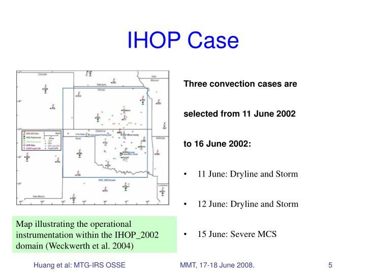 IHOP Case