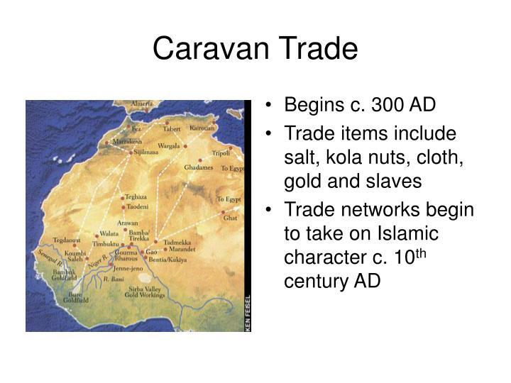Caravan Trade