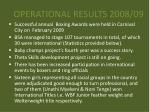 operational results 2008 091