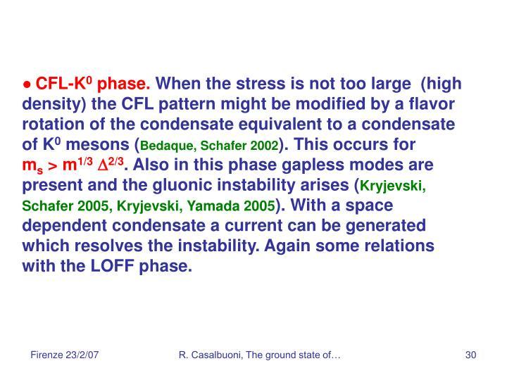 CFL-K