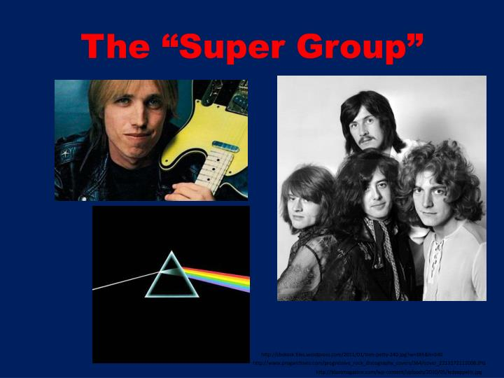 """The """"Super Group"""""""