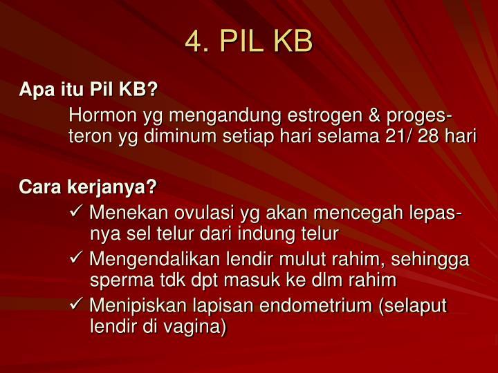 4. PIL KB