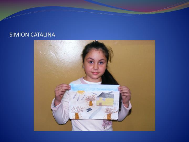 SIMION CATALINA