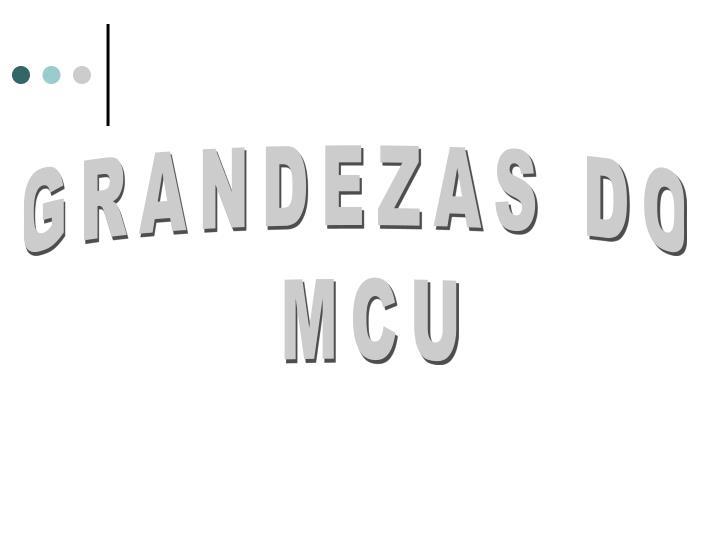 GRANDEZAS DO